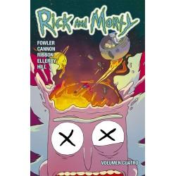 Rick y Morty 04