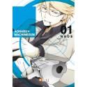 Aoharu x Machinegun 01