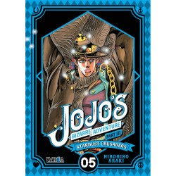 Jojo's Bizarre Adventure Parte 3: Stardust Crusaders 05