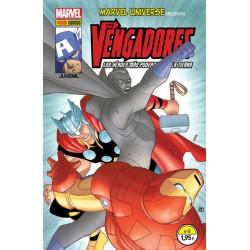 Marvel Universe Presenta 5 Vengadores