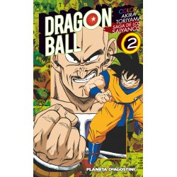 Dragon Ball color Saiyan  2