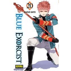 Blue Exorcist 20