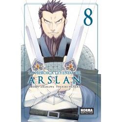 La Heroica Leyenda de Arslan 08