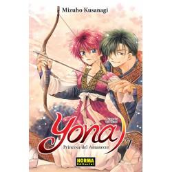 Yona, Princesa del Amanecer 07
