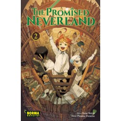 The Promised Neverland 02