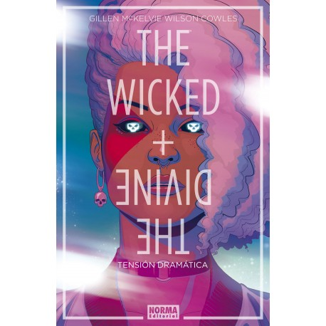 The Wicked + The Divine 04. Tensión Dramática