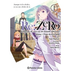 Re:Zero 01