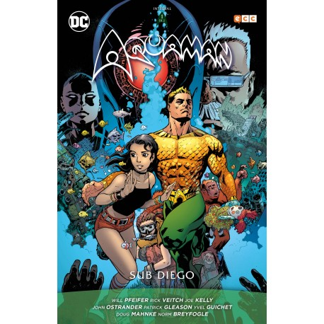 Aquaman: Subdiego vol. 01 (de 2)