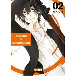 Aoharu x Machinegun 02