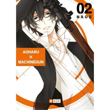 Aoharu x Machinegun núm. 02