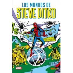 100% Marvel HC. Los Mundos de Steve Ditko