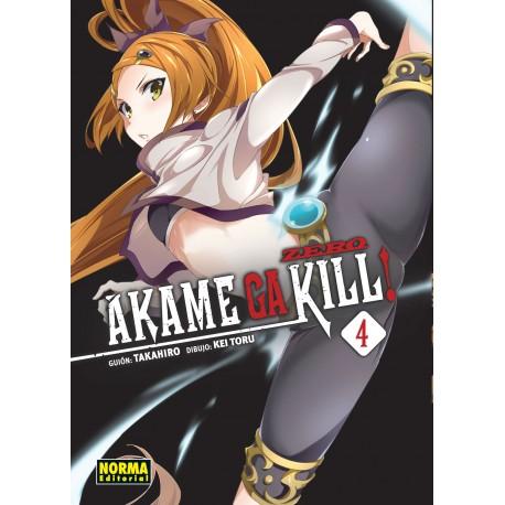 Akame Ga Kill! Zero 04