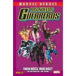 Marvel Héroes. Los Nuevos Guerreros 01
