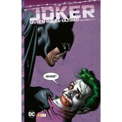 Joker: Quien ríe el último vol. 02 (de 2)