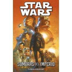 Star Wars Omnibus Sombras del imperio