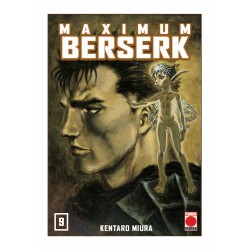 Maximum Berserk 09
