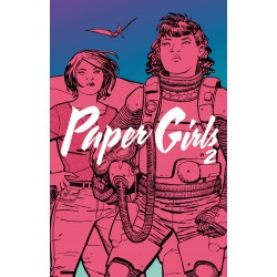 Paper Girls Tomo 02