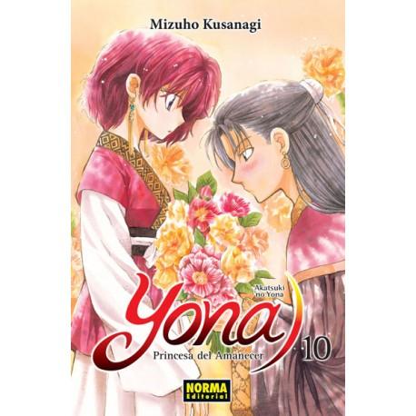 Yona, Princesa del Amanecer 10