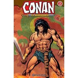 Conan El Bárbaro nº 02/08 (integral)