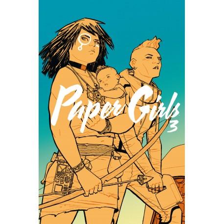 Paper Girls Tomo 03