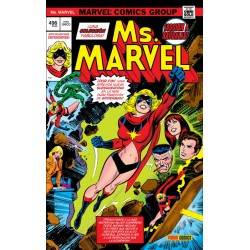 Marvel Gold. Ms. Marvel - Integral