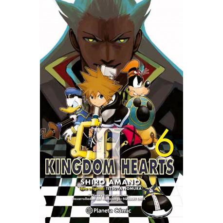 Kingdom Hearts II 6
