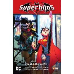 Superhijos vol. 01: Cuando sea mayor...