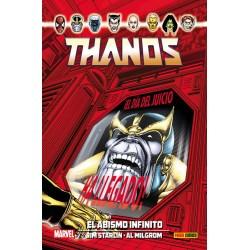 100% Marvel HC. Thanos: El Abismo del Infinito