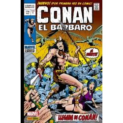 Marvel Omnibus. Conan el Bárbaro: La Etapa Marvel Original 01 ¡La llegada de Conan!