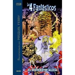 Marvel Recomendado por Pasqual Ferry Los 4 Fantásticos: El misterio de Alicia