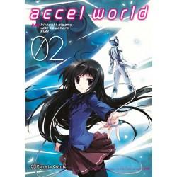 Accel World nº 02/08