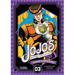 Jojo's Bizarre Adventure Parte 4: Diamond is unbreakable 03