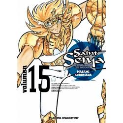 Saint Seiya nº 15/22 (nueva edición)