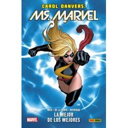 100% Marvel HC. Carol Danvers: Ms. Marvel 1 - La mejor de los mejores