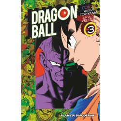 Dragon Ball Color Freezer 3