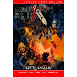 Marvel Now! Deluxe. La Patrulla-X de Brian Michael Bendis 05