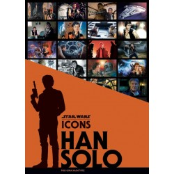 Star Wars Icons: Hans Solo