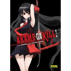 Akame Ga Kill! 1