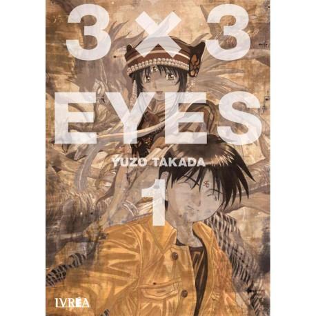 3 x 3 Eyes 01
