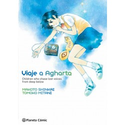 Viaje a Aghata (Lost Voices 3-in-1)