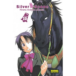 Silver Spoon 10