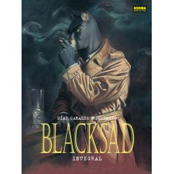 Blacksad Integral Vol. 1 a 5