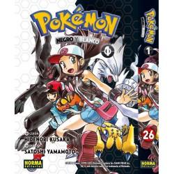 Pokémon 26 Negro y Blanco 1