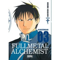 Fullmetal Alchemist Kanzenban 3