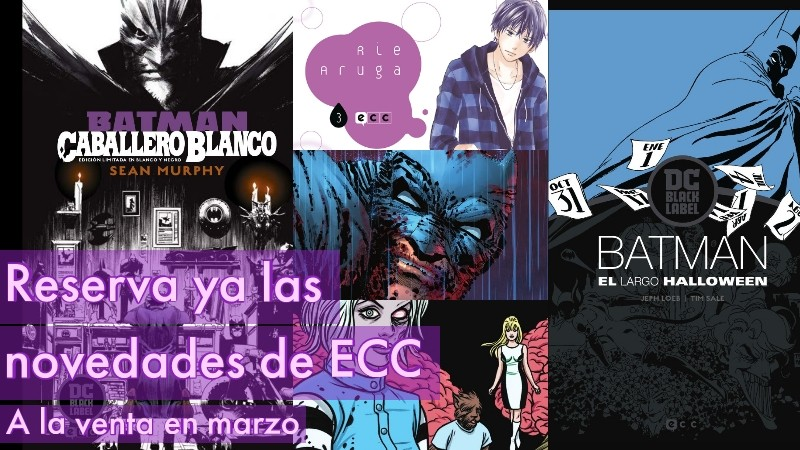 Reserva - ECC novedades abril 2019