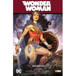 Wonder Woman vol. 4: Godwatch (WW Saga - Renacimiento parte 4)