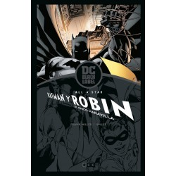 All-Star Batman y Robin, el Chico Maravilla (Biblioteca DC Black Label)