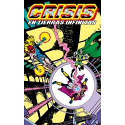 Crisis en Tierras Infinitas XP 03