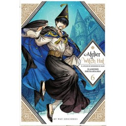 Atelier of Witch Hat 06 (Edición Especial con Libreta)