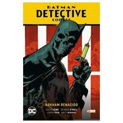 Batman - Detective Comics 03: Arkham Renacido (Batman Saga - Renacido parte 5)